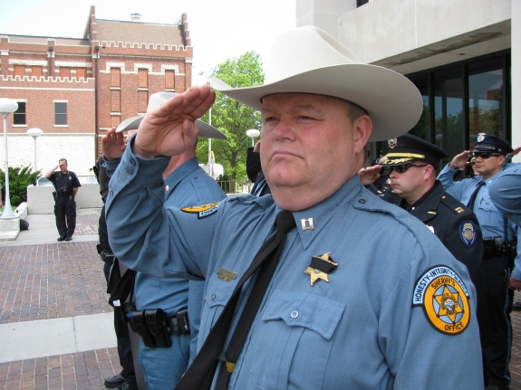 Sheriff Joe Duncam