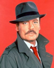 Stacy Keach-Mike Hammer