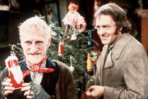 Steptoe-and-Son-starring-Harry-H-Corbett-Wilfred-Bramble