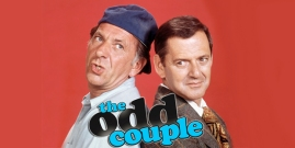 The odd couple.