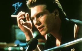 PUMP UP THE VOLUME (US 1990) NEW LINE CINEMA CHRISTIAN SLATER Date: 1990